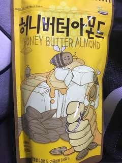 Honey Butter Almond