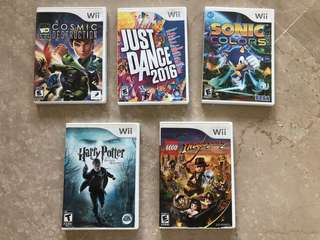 🚚 Video games wii , psp and DS