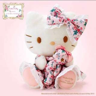I'm looking Hello Kitty Laura Ashley 2016 (Paypal & EMS)
