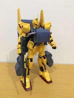 ‼️ Gundam 高達 MG 百式 1/100 + 空降包 Hyaku-Shiki+Ballute System (水口位已經處理,齊件冇塵) 完成品