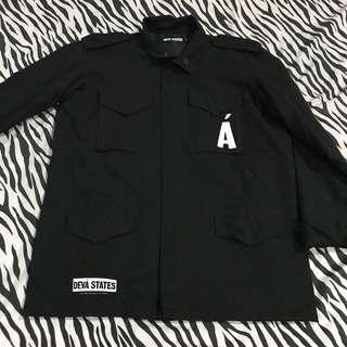Deva states jacket black size m