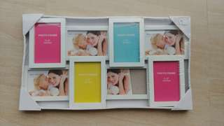 Photo Frame. Hold up to 8 pictures
