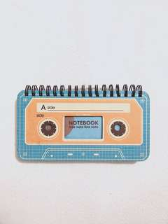 FULLYBOOKED Memo Notebook