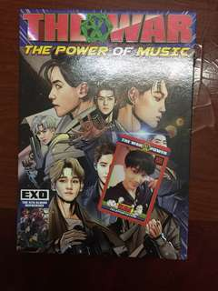 EXO The 4th Album Repackage