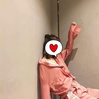 🚚 粉紅襯衫 #女裝半價拉