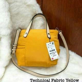 ZARA Bag Technical Fabric
