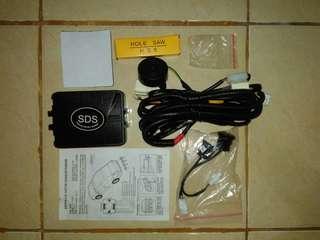 Sensor Parkir Mobil merk SDS original