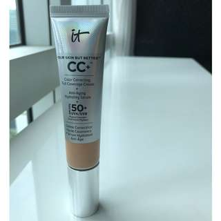 ‎It Cosmetics CC cream light medium