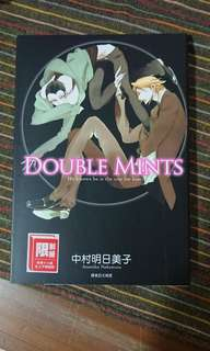 🚚 Chinese Manga 18禁BL《Double Mints》作者中村明日美子