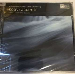 ( Proprius SACD ) Soavi Accenti - Harmony Of Voices / Fredrik Malmberg