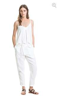 BN Country Road Linen Cami - S