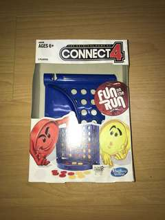 Connect 4 (Travel size version)