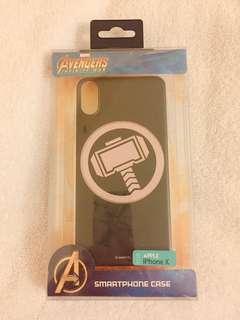Disney Marvel Avengers Infinity War iPhone X phone Case