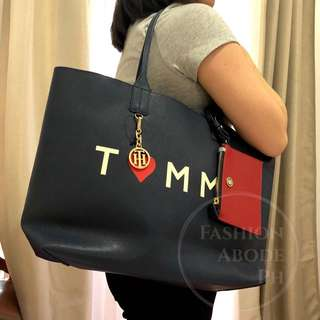 Brand New Tommy Hilfiger Reversible Tote Bag