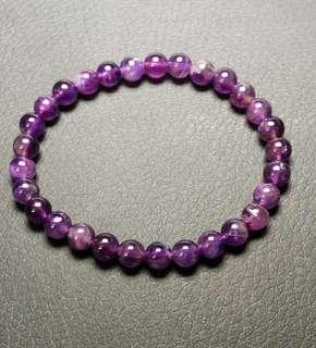 優質紫水晶手鏈 特價出售