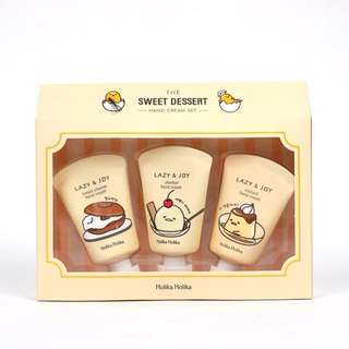 Holika Holika Gudetama Hand Cream Set