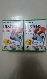 Instax Fujifilm Mini Film