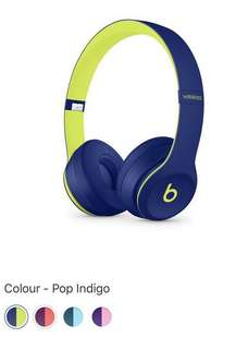 Beats Solo3 Wireless BNIB
