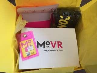 Mo Box VR 眼鏡 特別版 Mo SIM card