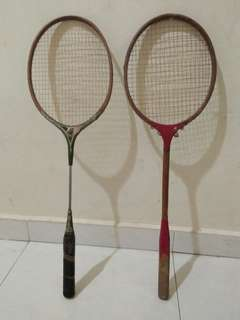 Wood Badminton