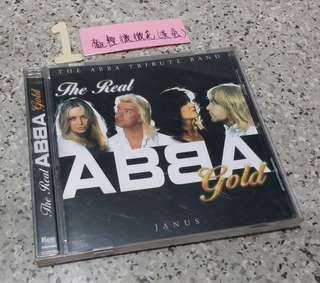 (CD) ABBA  - The Real