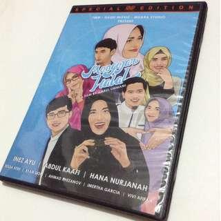 """VCD Film """"Mengejar Halal"""""""