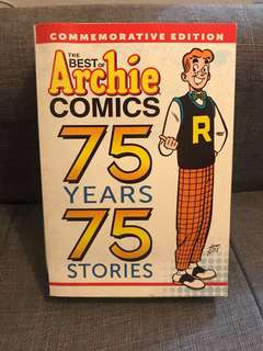 Archie Comics (Commemorative Edition)