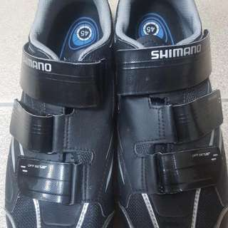 shimano shoes and SPD-SL PEDALS