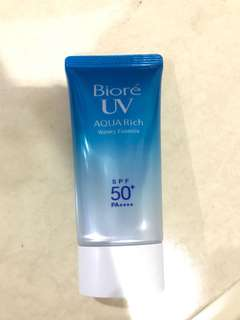 BIORE UV AQUA RICH