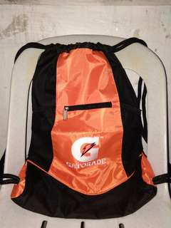 Gatorade Sack Bag
