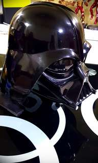 Darth Vader Wearable Helmet