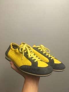 Bangladeshi Leather Sneakers