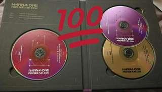 Wannaone DVD PREMIUM FANCON