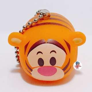 迪士尼 跳跳虎 tsumtsum 匙扣