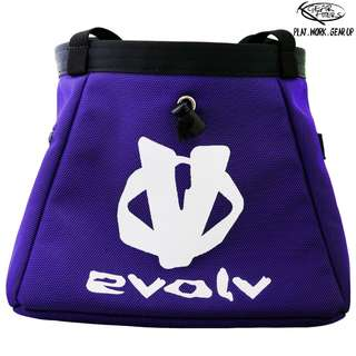📦 BRAND NEW INSTOCK📦Evolv Bucket Chalk Bag (Purple)