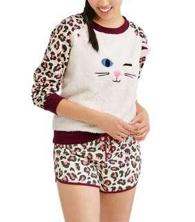 Imported Women Top Shorts Set sizes: M, XL