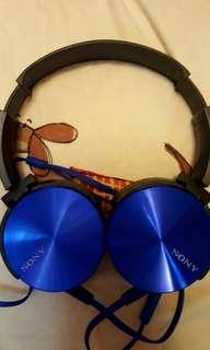 🚚 SONY 重低音耳機