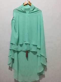 New sisesa Qanya light green