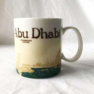 Starbucks Global Icon Mug - Abu Dhabi