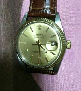Rolex 1601.Price reduced.Very Nice.