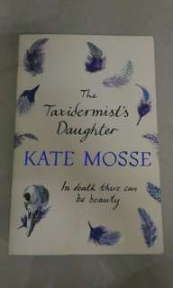 The Taxidermist's Daughter #July70