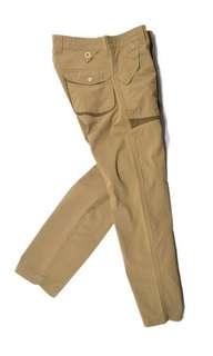 White Mountaineering N/C 2-Tone Flap 日本製 卡其褲 長褲 機能 休閒 古著 工作褲