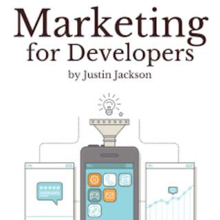 Marketing for Developers Book + Course