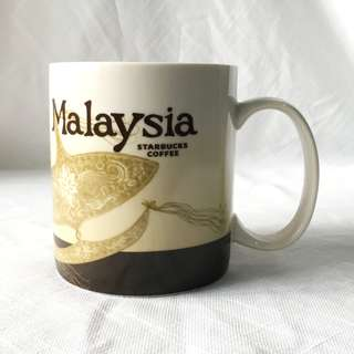 Starbucks Global Icon Mug - Malaysia