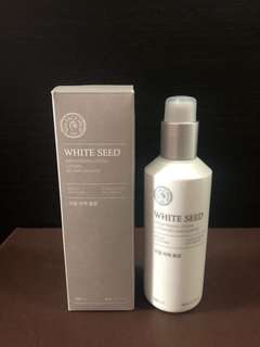 RUSH SELLING!!! White Seed Brightening Lotion