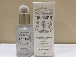 RUSH SELLING!!! The Face Shop The Therapy Anti Aging Formula