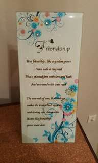 Friendship Stand