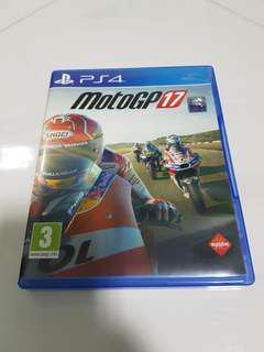 PS4 MotoGP 17 Game