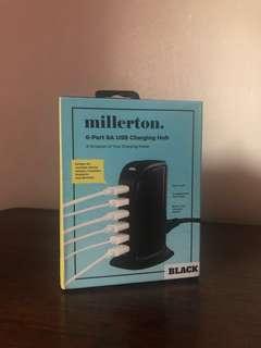 RUSH SELLING!!! Millerton 6 port 8A USB Charging Hub
