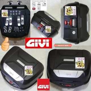 1607--GIVI BOX E43 NTL Mulebox For Sale !!!Brand New (YAMAHA, Honda, SUZUKI, ETC)